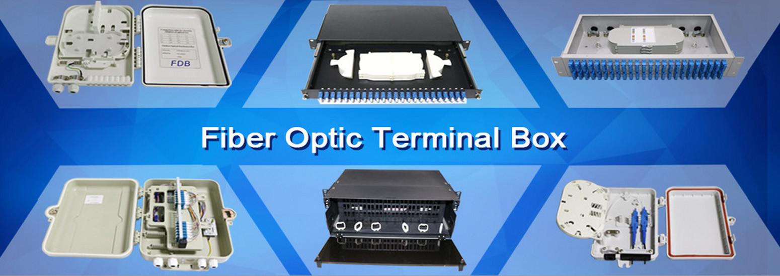 China el mejor Fibra óptica caja de terminales en ventas